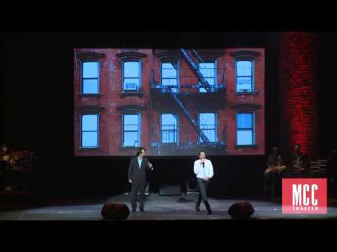 "Lin-Manuel Miranda and Raul Esparza sing  ""A Boy Like That"" from West Side Story"