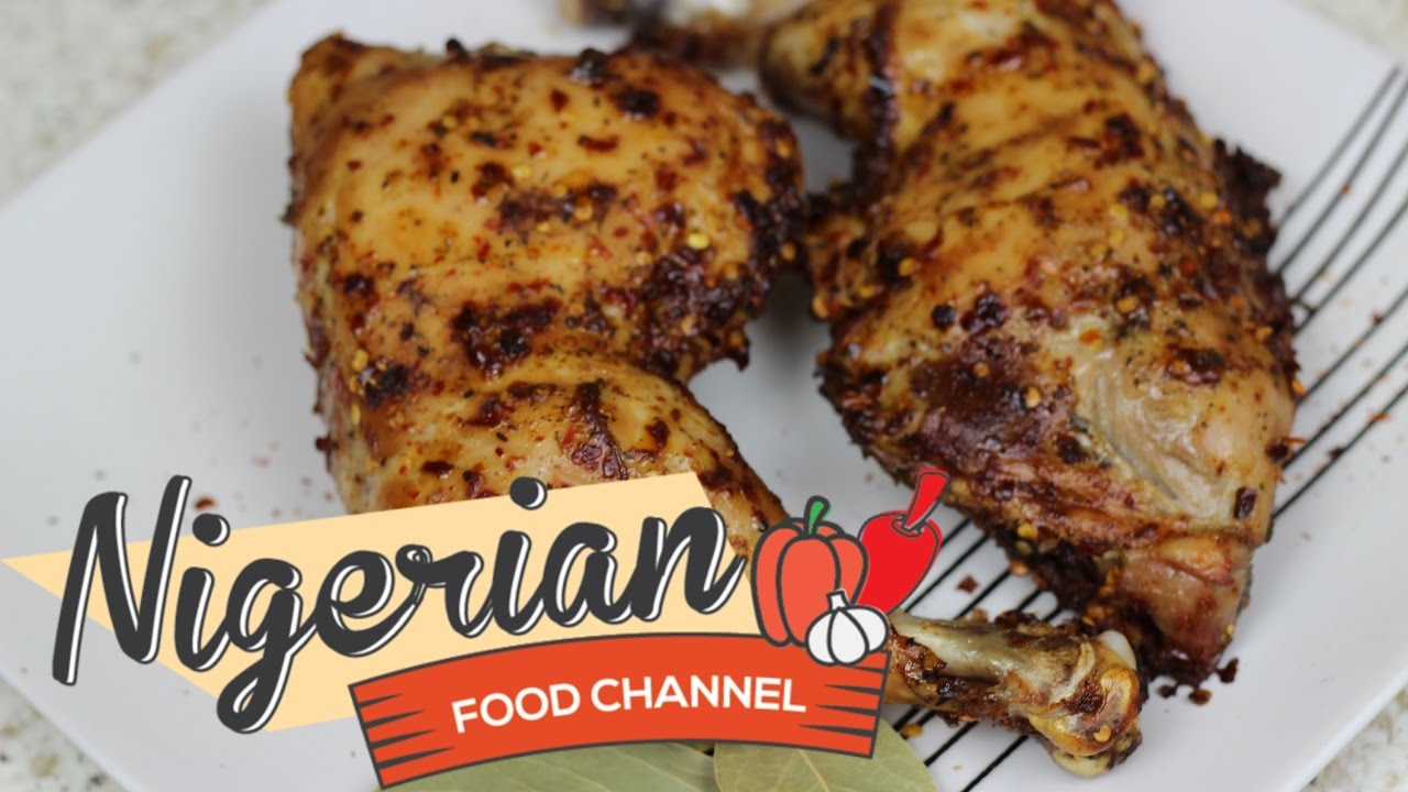 How to make grilled chicken nigerian food recipes youtube how to make grilled chicken nigerian food recipes forumfinder Gallery