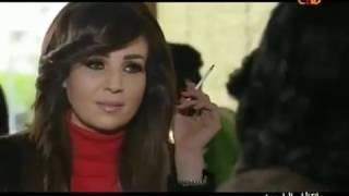 2 Female Arab Beauties Smoking in TV Show