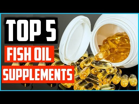 Top 5 Best Fish Oil Supplements In 2020 – Amazing Health Benefits