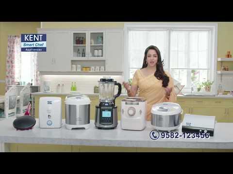 Kent Smart Chef Cooking Appliances