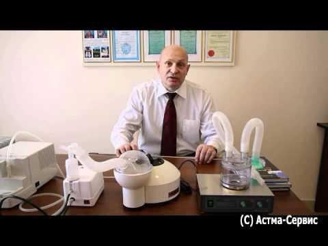 Ингаляции при бронхиальной астме в домашних условиях