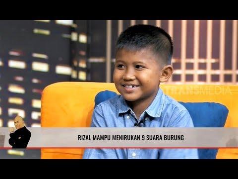 Fahrizal, Bocah 8 Tahun Viral Pandai Meniru Suara Burung   HITAM PUTIH (02/10/19) Part 3