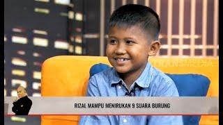Fahrizal, Bocah 8 Tahun Viral Pandai Meniru Suara Burung | HITAM PUTIH (02/10/19) Part 3