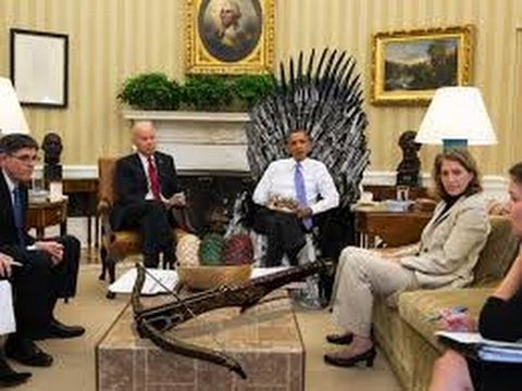 Game Of Throne Obama