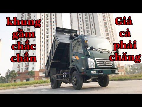 Xe TMT ZB7050d 4,6 tấn siêu khỏe khoắn chỉ với giá 37x trong tháng 12 này!!