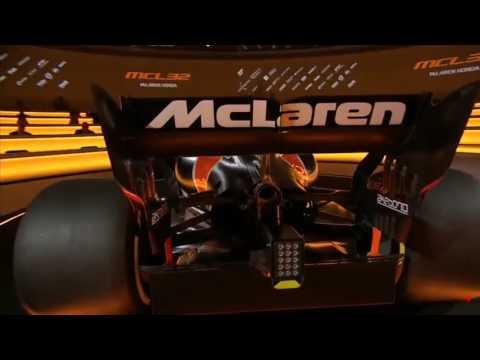 Mclaren Honda MCL32 - Formula 1 2017 -