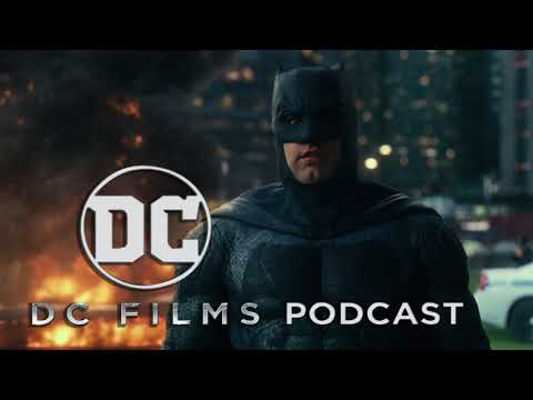 DC Films Podcast Episode 17- Our Problem With Today's Film Critics/New Justice League Photos!