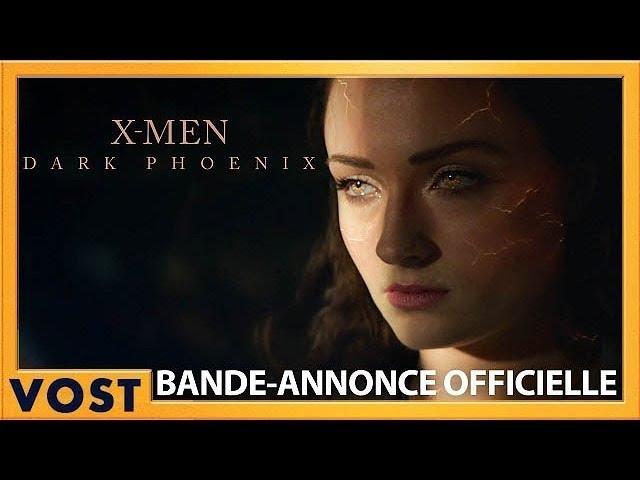 X-Men : Dark Phoenix | Bande-Annonce [Officielle] VOST HD | 2019