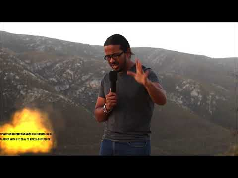 Powerful Prophetic Deliverance prayers from the mountain by Evangelist Gabriel Fernandes