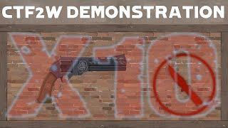 [TF2] Custom Weapon Demonstration: The x10 Deadly Rose