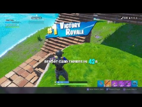 How to win in Fortnite