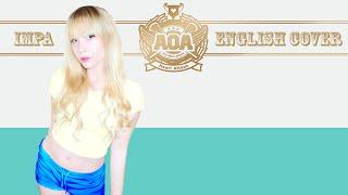 AOA - Heart Attack (English Cover)