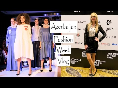 Azerbaijan Fashion Week May 2016 Vlog | Day 1 | Montse Baughan