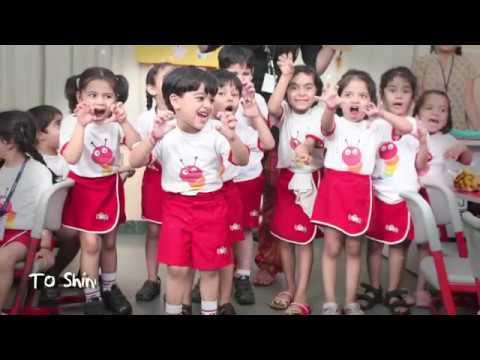 Happy Childrens Day - VIBGYOR High