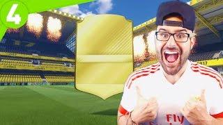 INSANE WALKOUT DRAFT REWARD! FIFA 17 ULTIMATE TEAM DRAFT TO GLORY #04