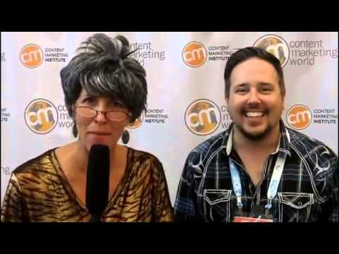 Grandma Mary Interviews Jason Miller about LinkedIn Publishing