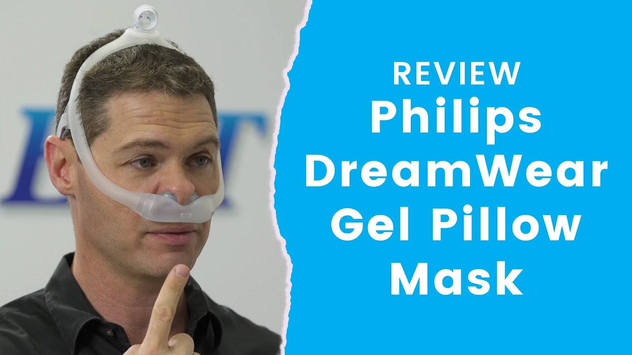philips dreamwear gel pillow mask review