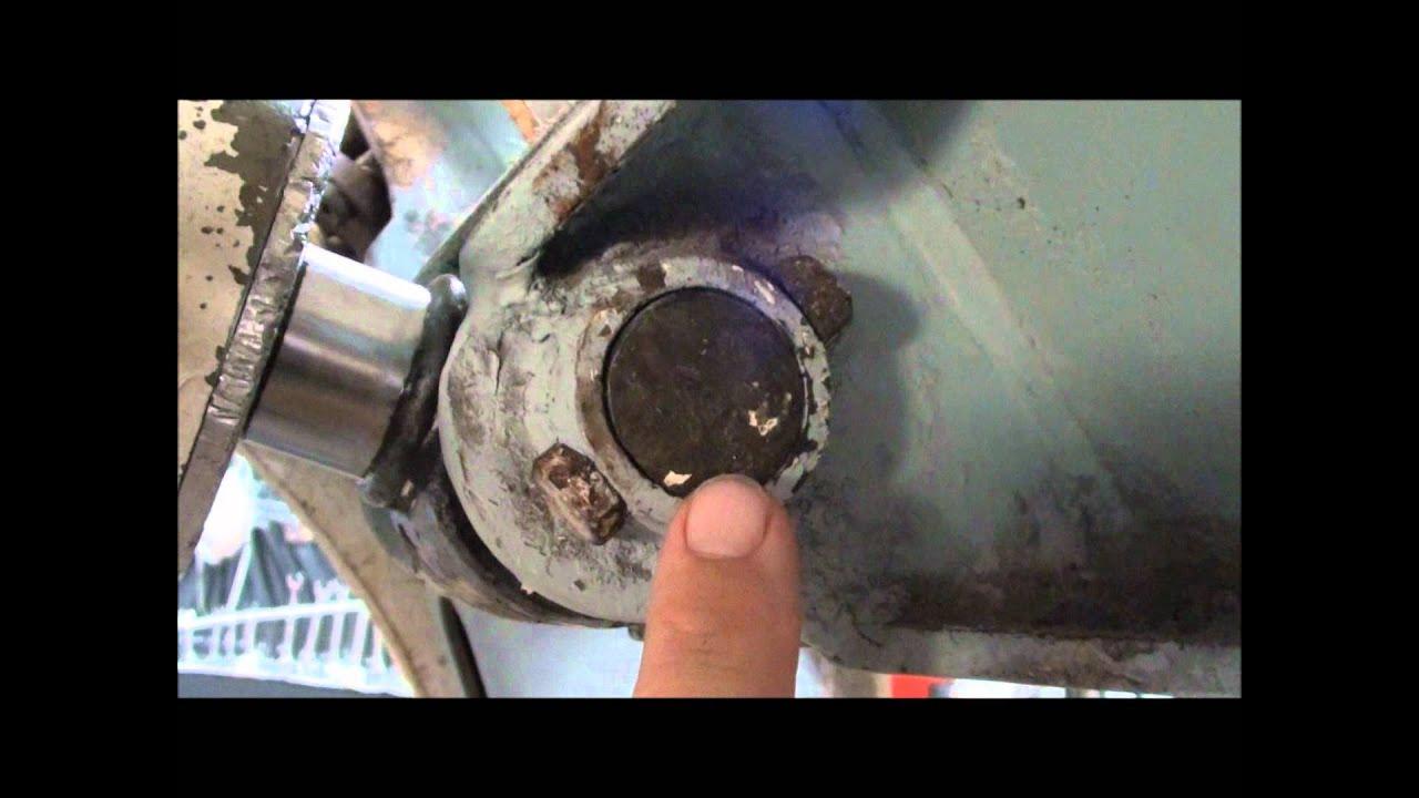 843 Bobcat Wiring Diagram Part 3 Bobcat Hydraulic Cylinder Repair Youtube