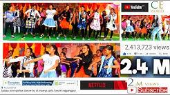 Aaijaa ni re goriya dance by st.marrys girls hostel rajgangpur.