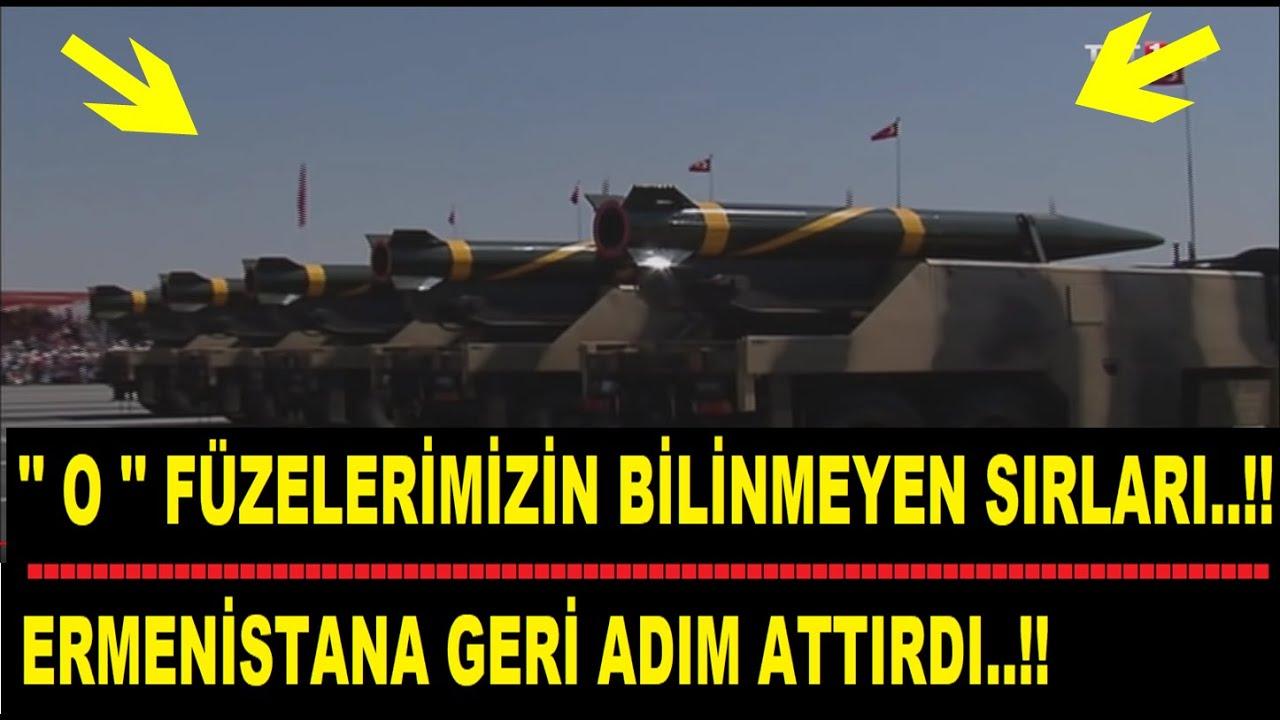 İŞTE AZERBAYCAN BU FÜZELERLE GERİ ADIM ATTIRDI..!! ERMENİSTAN ŞOKTA..!!