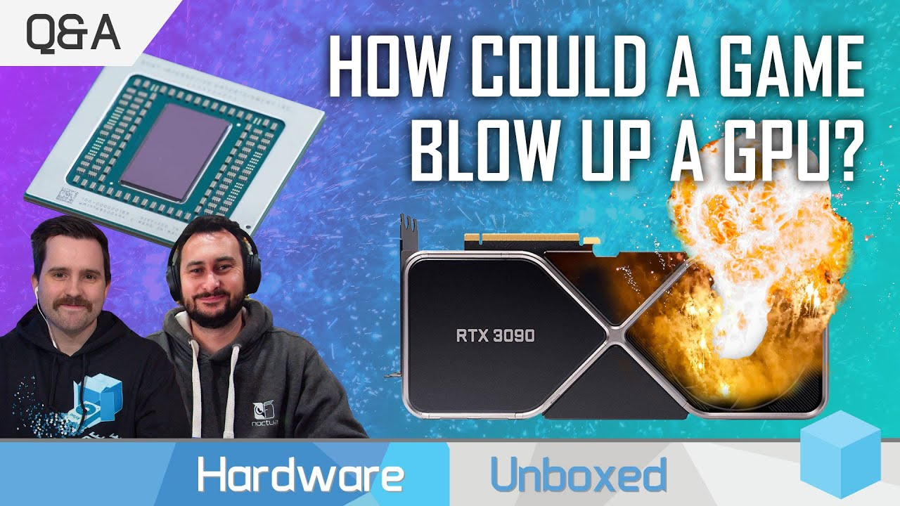 Amazon MMO Blowing Up GPUs? Why No PS5-Like APU for PC? July Q&A [Part 2]