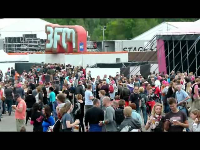 Pinkpop 2011 dag 1 - sfeerbeelden