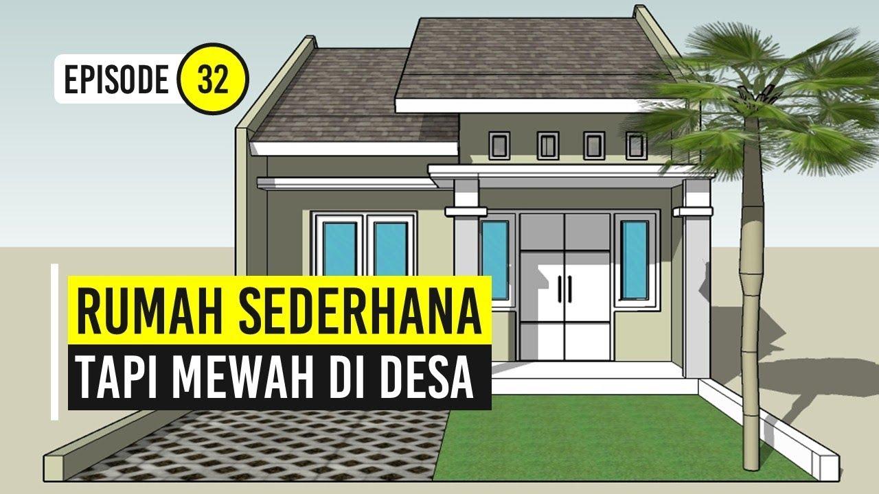 Contoh Rumah Minimalis Sederhana By Rumah Tropikal