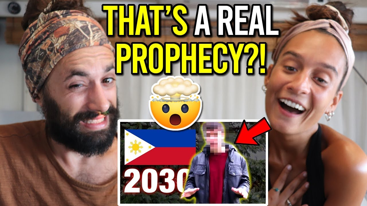 The FUTURE of PHILIPPINES REVEALED by Time Traveler Noah! (WHAT?)