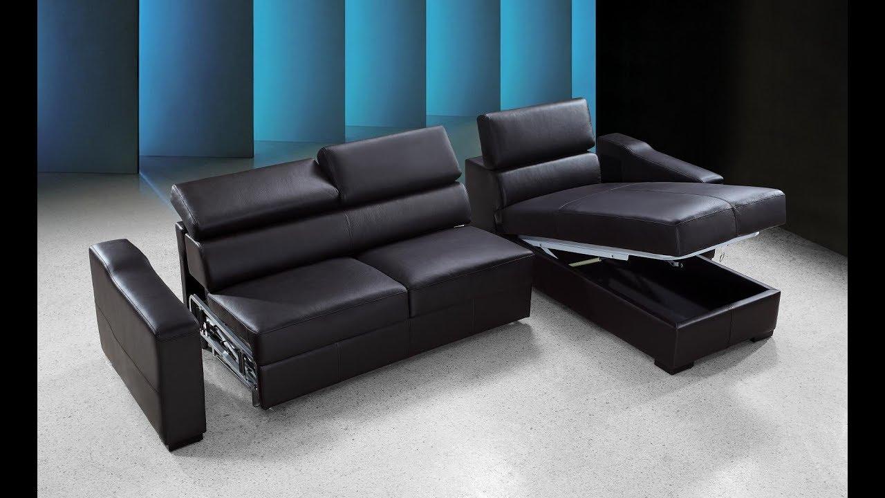 Modular Sofa Bed With Storage Friheten Sleeper Sectional 3
