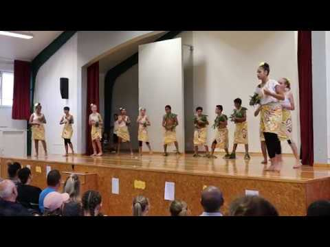 Waikowhai Intermediate  Niuean Group