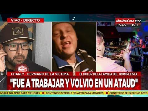Caso 'El Pepo': 'Se preocupó más por su celular que por mi hermano'