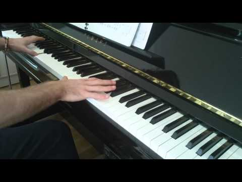 'Low of Solipsism' from Death Note, for Piano