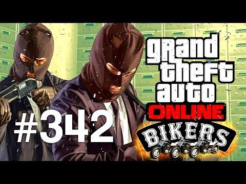 Grand Theft Auto V | Online Multiplayer | Episodul 342 (BIKERS SPECIAL Update Nou)