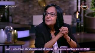 مساء dmc - لميس جابر: مشكلة الإعلام مبيوصليش إن مصر في حالة حرب .. وتفجير الكنيسة