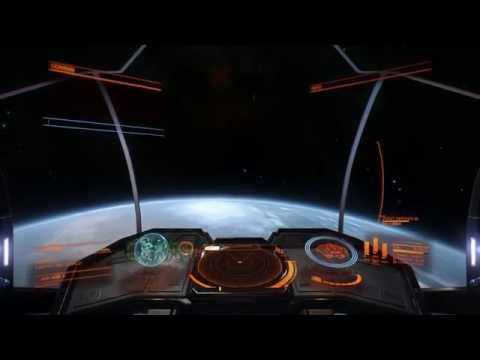 'Live' Trip to Kepler 438 (b) - Elite Dangerous