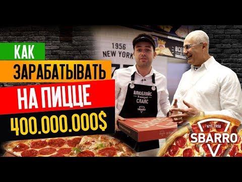 Как зарабатывать на пицце 400 млн долларов на примере пиццерий «Сбарро»
