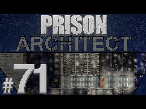Prison Architect - The Season of Miracles - PART #71