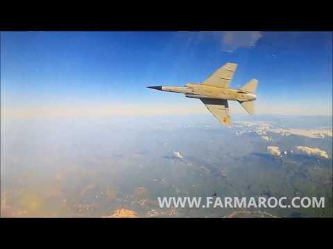 طائرة ميراج الحربية المغربية