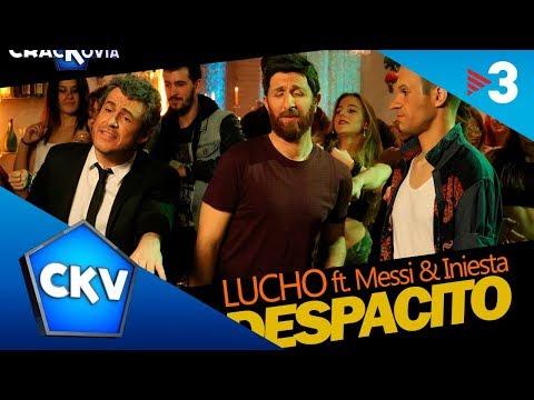 """Crackòvia - """"Despacito"""", amb Lucho, Messi i Iniesta"""