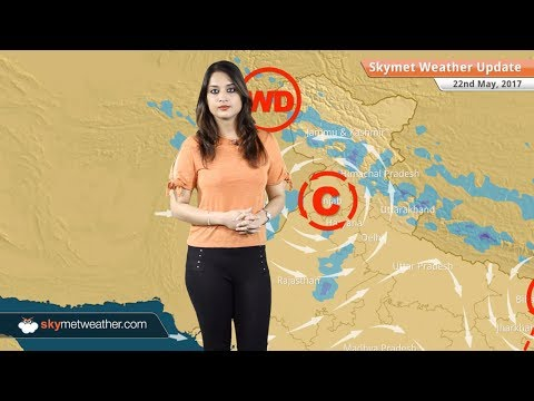 Weather Forecast for May 22: Low Pressure likely to form in Bay; Rain in Delhi, Bengaluru