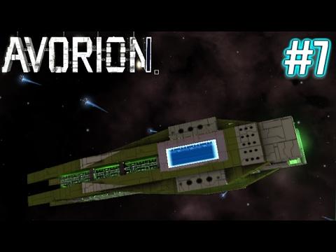 Avorion   Mothership Mode!!   Part 7   Avorion Gameplay