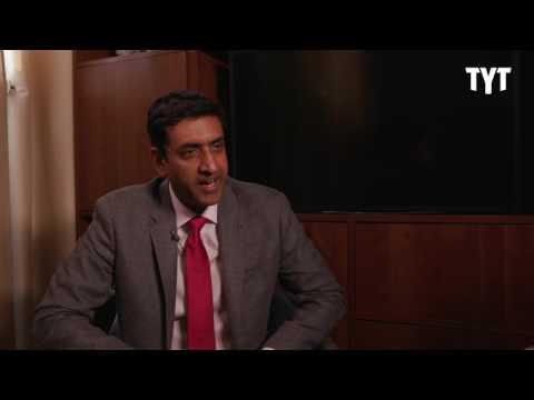Rep. Ro Khanna: Progressive Movement Is Truly Organic