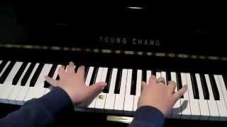Piano Tutorial: Levels (Avicii) - Original Version
