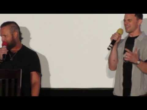 AJ and Travis singing the Ghostfacer Theme  Supernatural Con NJ 2013
