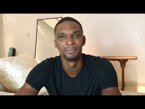 REBUILT | A Statement from Chris Bosh