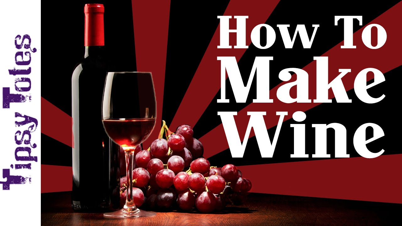 Learn How To Make Wine With Tipsy Totes At Grape Expectations