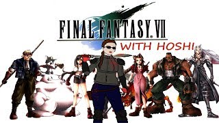 Final Fantasy VII - Blind playthrough 🍕 - #13
