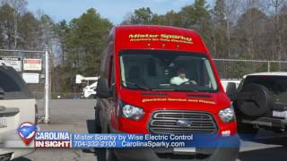 Mister Sparky by Wise Electric Control Carolina Insight WCCB