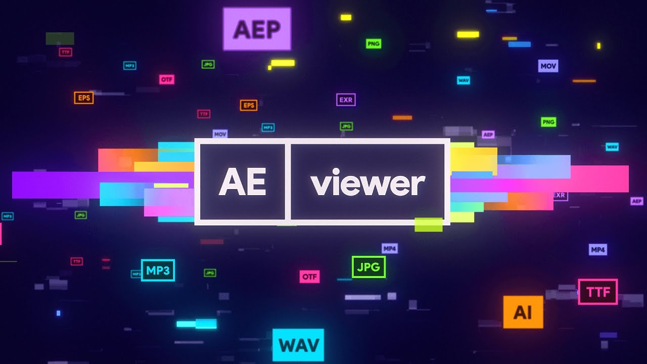 AeScripts AEViewer v1.7.1 for After effects